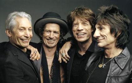 Rolling Stones kommen zur Berlinale