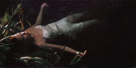 Kylie Minogue als Wasserleiche