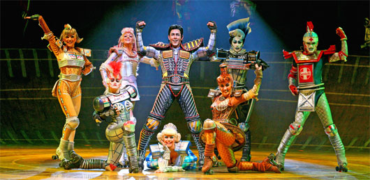 Musical Starlight Express in Bochum