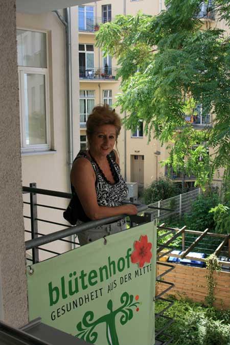 Fachtagung Astromedizin Blütenhof - Pause