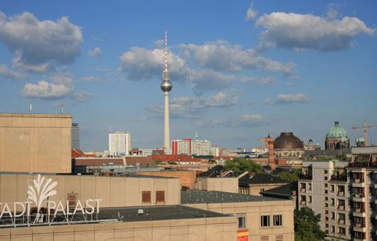 Berlin - Am Friedrichstadt-Palast