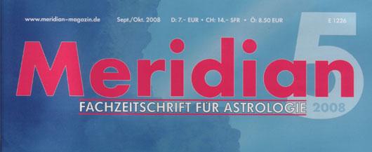 Meridian - Fachzeitschrift für Astrologie