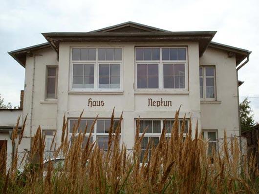 Haus Neptun auf Rügen