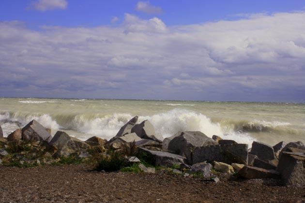 Die Ostsee - Foto von Monika Heer